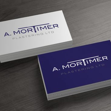 A Mortimer Business Card