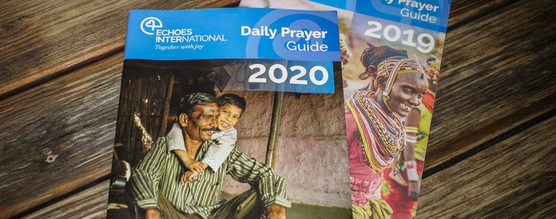Echoes International Daily Prayer Guide