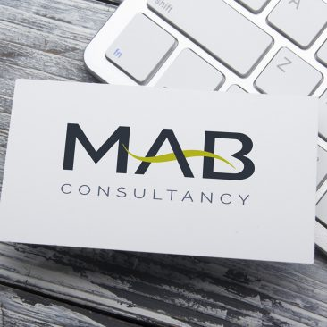 MAB Consultancy Business Card