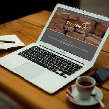 Brass Tacks' Website
