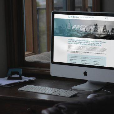 Keith Bintley's Website